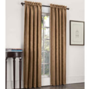 Sun Zero™ Cassara Blackout Rod-Pocket Curtain Panel
