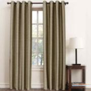 Sun Zero™ Edison Grommet-Top Blackout Curtain Panel