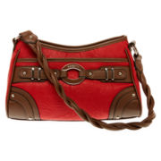 Rosetti® Trailblazer Two-Tone Shoulder Bag