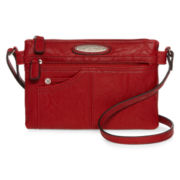 Rosetti® Cash and Carry Mini Pockets Crossbody Bag