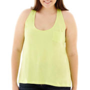 Arizona Braided-Back Tank Top – Plus