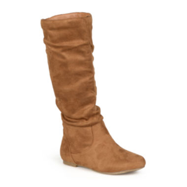 jcpenney.com | Journee Collection Rebecca Womens Slouch Boots