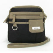 MultiSac North/South Mini Crossbody Bag