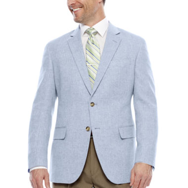 jcpenney.com | Stafford® Linen-Cotton Sport Coat - Classic Fit