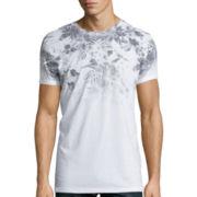 No Retreat Short-Sleeve Crewneck T-Shirt - Horizon