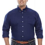 Dockers® Long-Sleeve Woven Shirt - Big & Tall