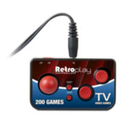 Universal Plug-N-Play Controller with 140 Games