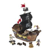 KidKraft® Pirate Ship Play Set