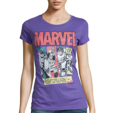 jcpenney.com | Short-Sleeve Marvel Graphic T-Shirt