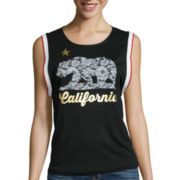 Sleeveless Muscle T-Shirt