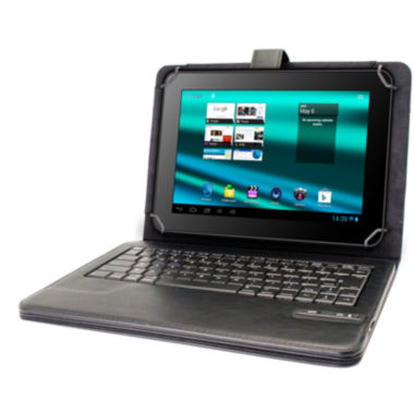 "jcpenney.com | Natico 9"" or 10"" Tablet Case + Bluetooth Keyboard"