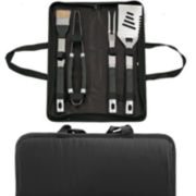 Natico 5-pc. Gourmet BBQ Tool Set
