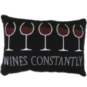 Park B. Smith® Wines Constantly Decorative Pillow