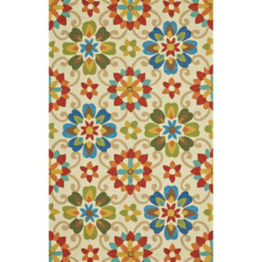 jcpenney.com | Feizy Rugs® Margherita Indoor/Outdoor Rectangular Rug