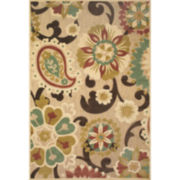 Feizy Rugs® Ava Indoor/Outdoor Rectangular Rug