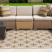 Feizy Rugs® Laila Indoor/Outdoor Rectangular Rug