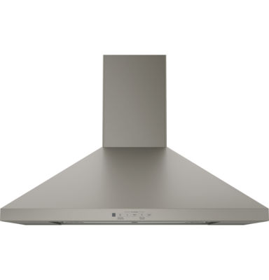 "GE® 30"" Convertible Chimney Range Hood"
