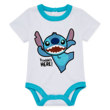 jcpenney.com | Disney Baby Collection Stitch Bodysuit - Baby Boys newborn-24m