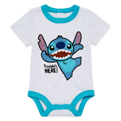Disney Baby Collection Stitch Bodysuit - Baby Boys newborn-24m