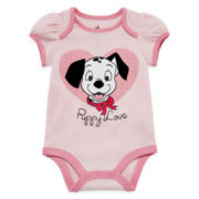 Disney Baby Collection 101 Dalmatians Bodysuit - Baby Girls newborn-24m