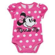 Disney Baby Collection Minnie Me Bodysuit - Baby Girls newborn-24m