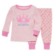 Disney Baby Collection Princess Pajama Set - Baby Girls newborn-24m