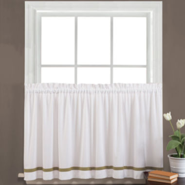 jcpenney.com | Kate Rod-Pocket Window Tiers