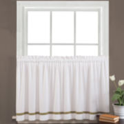 Kate 2-Pack Rod-Pocket Window Tiers