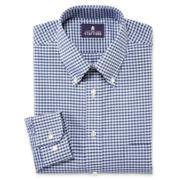 Stafford® Fashion Oxford Shirt–Big & Tall
