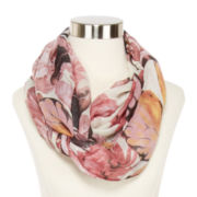 Mixit™ Butterfly Infinity Scarf