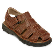 Arizona Donny Boys Fisherman Sandals - Little Kids/Big Kids