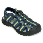 Arizona Stan Boys Sport Sandals - Little Kids/Big Kids