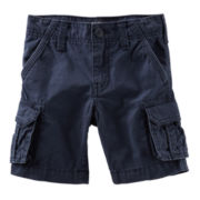 OshKosh B'gosh® Canvas Cargo Shorts – Boys 4-7