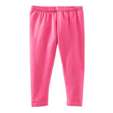 jcpenney.com | OshKosh B'gosh® Pink Leggings - Girls 4-6x