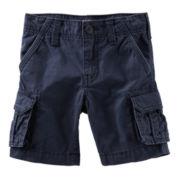 OshKosh B'gosh® Canvas Cargo Shorts – Boys 2t-5t