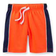 Carter's® Athletic Mesh Shorts – Boys 4-7