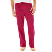 IZOD® Flannel Pajama Pants