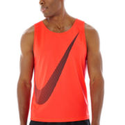 Nike® Hydro Epic Swoosh Sleeveless Dri-FIT Tee