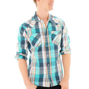 Levi's® Gantt Long-Sleeve Woven Shirt