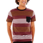 Ecko Unltd.® Striped Short-Sleeve Tee
