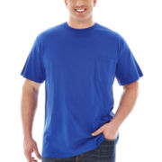 The Foundry Supply Co.™ Performance Pocket Tee–Big & Tall