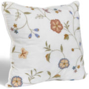 Alice Square Decorative Pillow