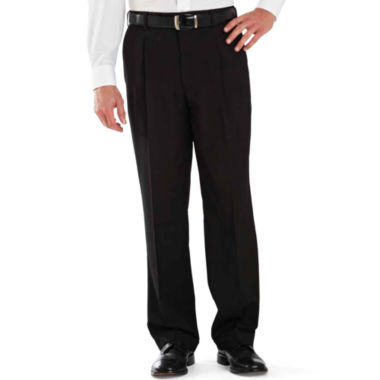 jcpenney.com | Stafford® Year-Round Pleated Pants