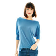 Joe Fresh™ Dolman-Sleeve Top