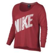 Nike® Long-Sleeve Prep T-Shirt