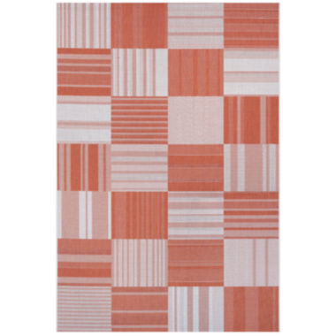 jcpenney.com | Couristan® Patchwork Indoor/Outdoor Rectangular Rug