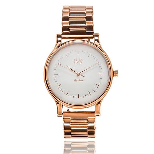 Martian Womens mVip CL 02 Rose Gold Smart Watch-Mps01cl025