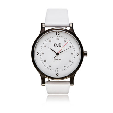jcpenney.com | Martian Womens White Smart Watch-Mps01sp011
