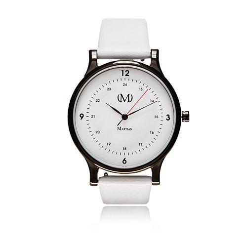 Martian Womens mVip SP 01 White Smart Watch-Mps01sp011