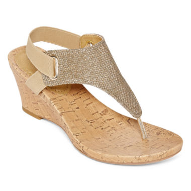 jcpenney.com | St. Johns Bay Ante Womens Wedge